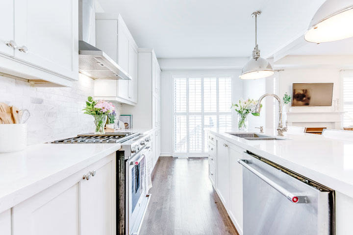 How to Design a Stunning White Kitchen (even when on aBudget)!